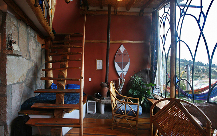 интерьер гостиной - фото № 34925
