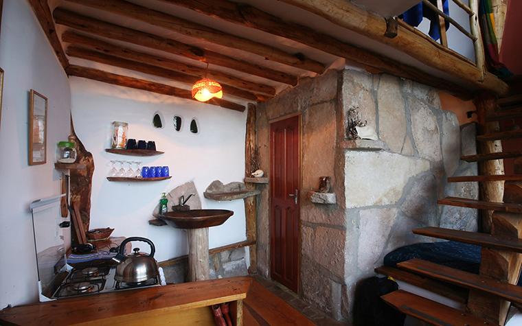 Фото № 34931 кухня  Загородный дом