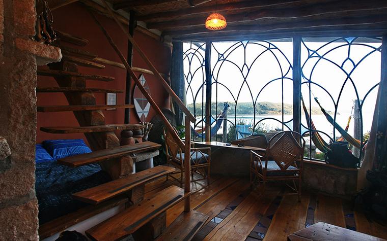интерьер гостиной - фото № 34926