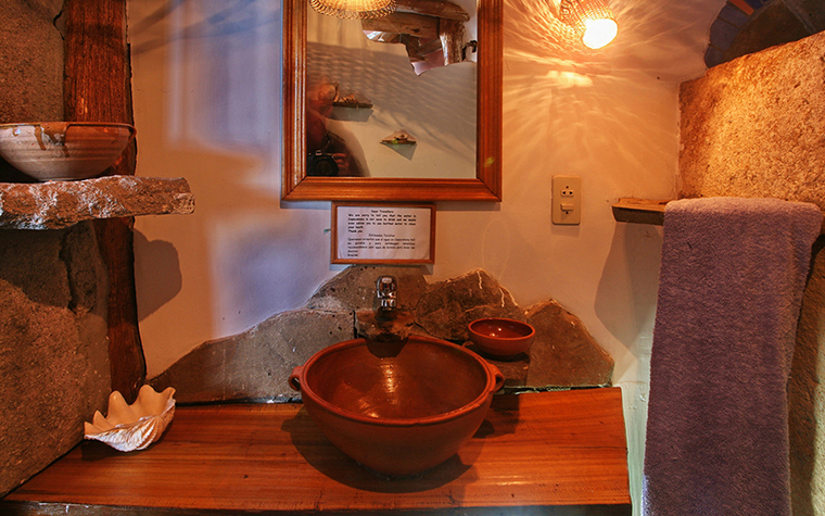 Фото № 34937 ванная  Загородный дом