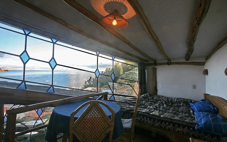 Фото № 34928 спальня  Загородный дом