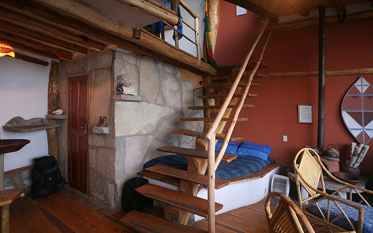 интерьер гостиной - фото № 34920