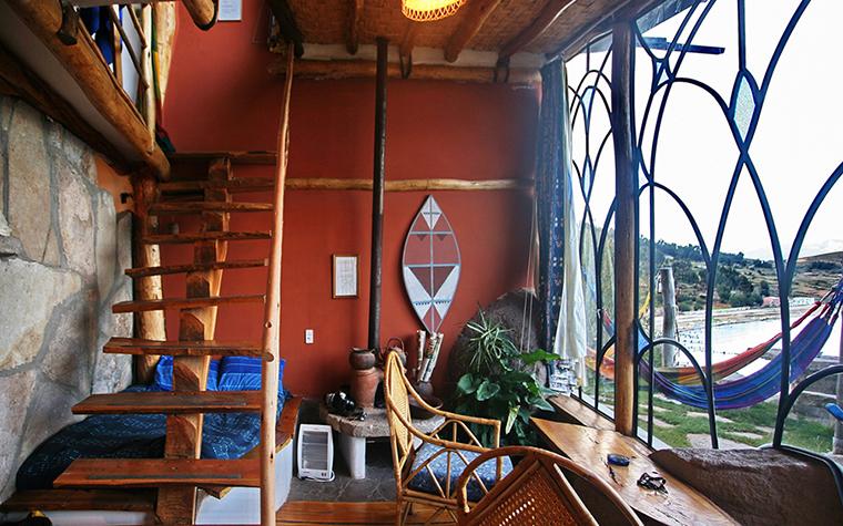 интерьер гостиной - фото № 34921