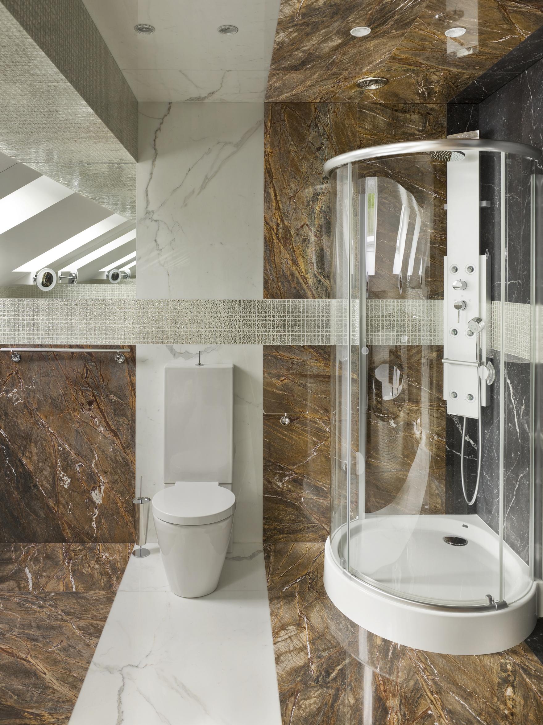 интерьер ванной - фото № 35057