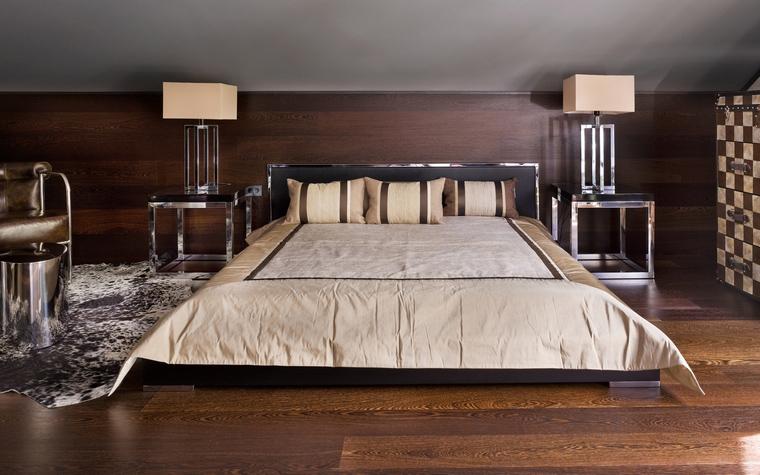 Фото № 35023 спальня  Загородный дом