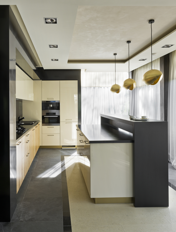 Фото № 35020 кухня  Загородный дом