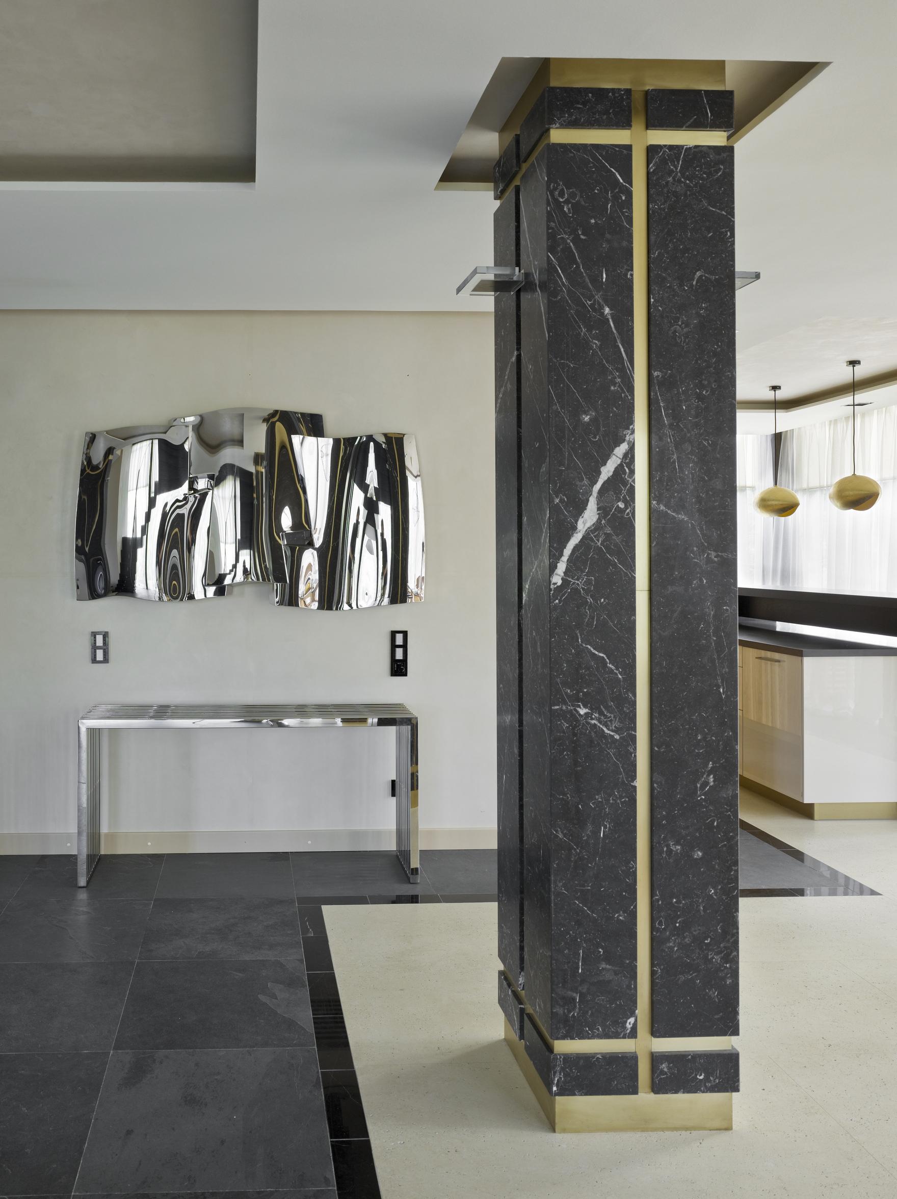 Дизайн холлов