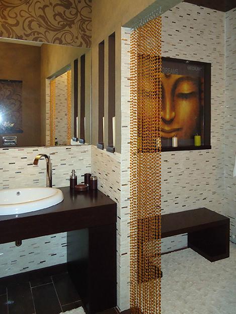 Фото № 35414 ванная  Загородный дом