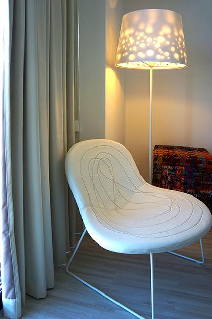 интерьер спальни - фото № 35585