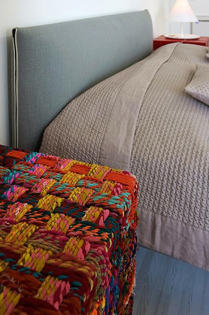 Загородный дом. спальня из проекта , фото №35586