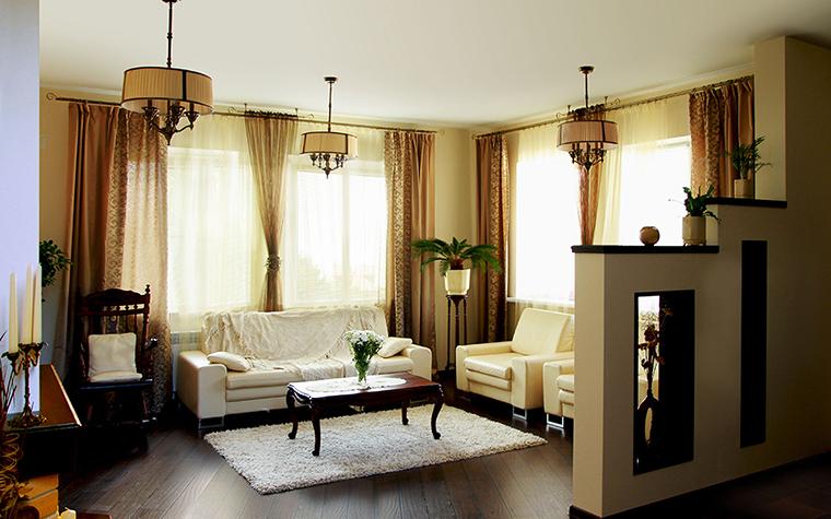 интерьер гостиной - фото № 35795