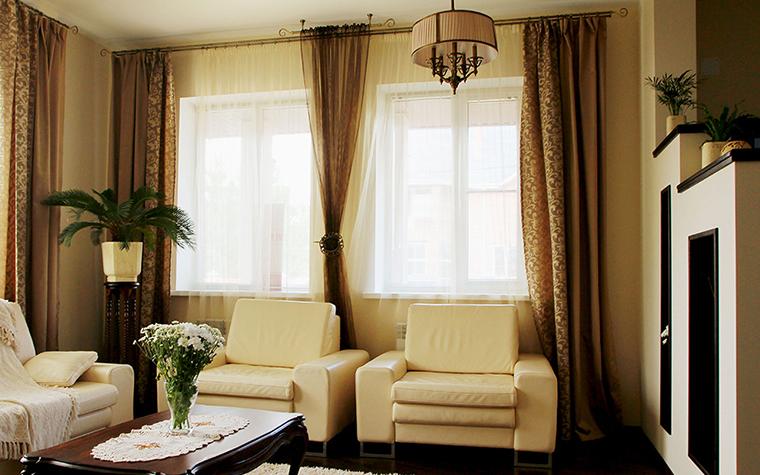 интерьер гостиной - фото № 35796