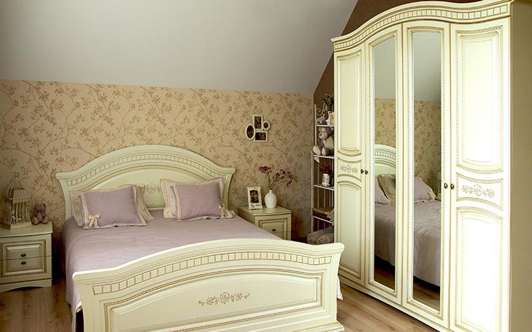 интерьер спальни - фото № 35816
