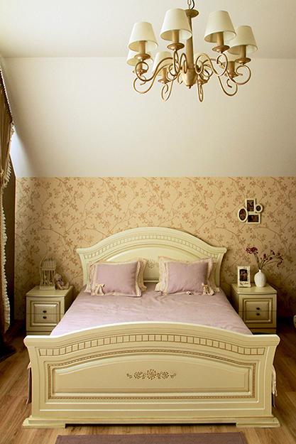 интерьер спальни - фото № 35817