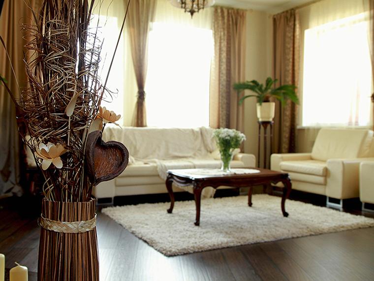 интерьер гостиной - фото № 35797