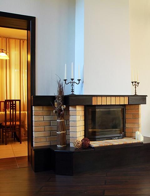 интерьер гостиной - фото № 35798