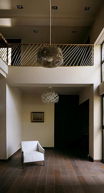 Загородный дом. холл из проекта , фото №35945