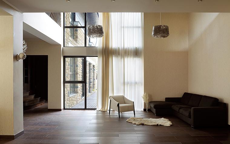 интерьер гостиной - фото № 35943