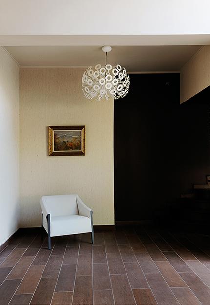 Загородный дом. холл из проекта , фото №35946
