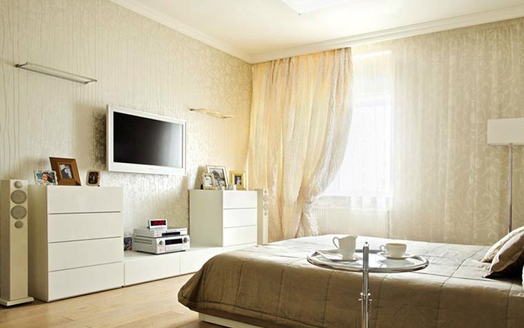 Фото № 36164 спальня  Загородный дом