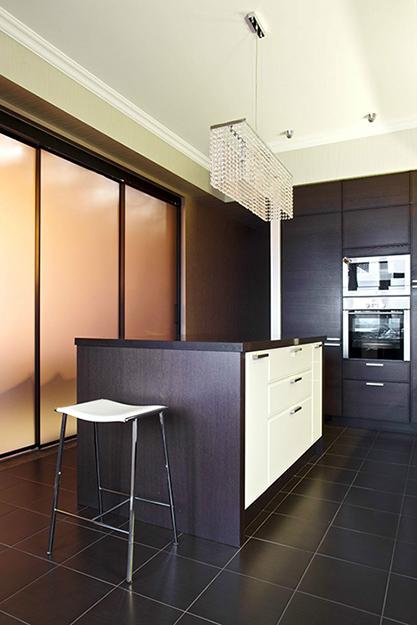 Загородный дом. кухня из проекта , фото №36169