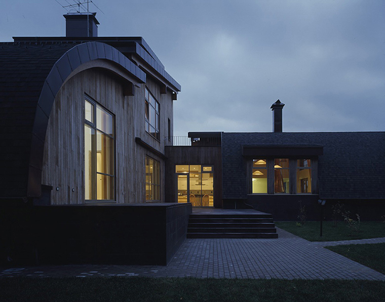 Загородный дом. фасад из проекта , фото №36510