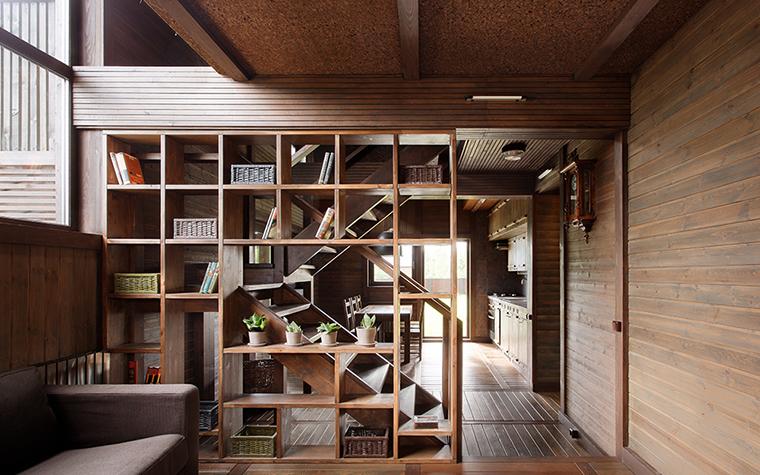 Фото № 36700 гостиная  Загородный дом