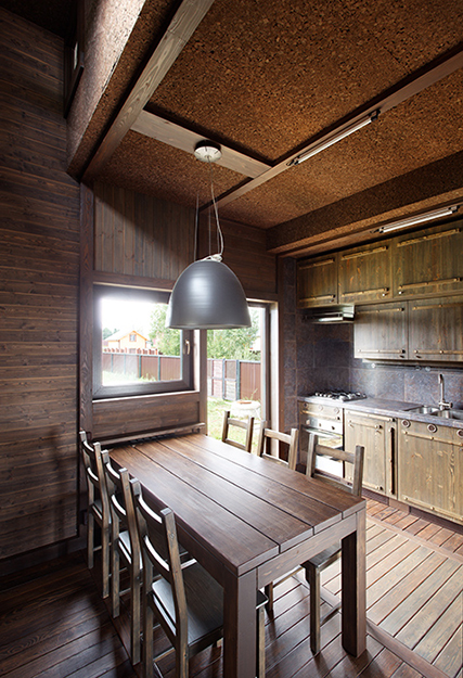 интерьер кухни - фото № 36701