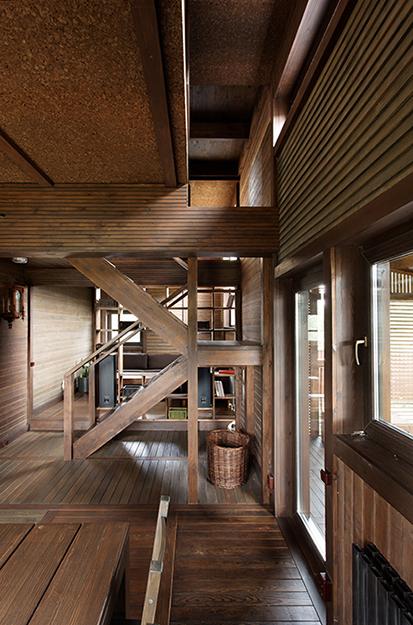 Загородный дом. холл из проекта , фото №36702