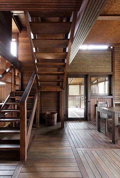 Загородный дом. холл из проекта , фото №36704