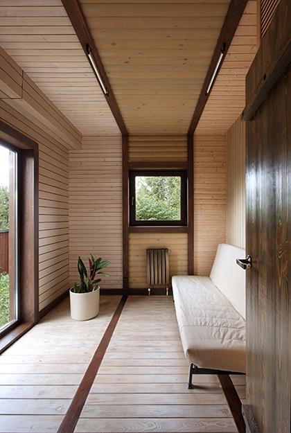 Загородный дом. холл из проекта , фото №36707