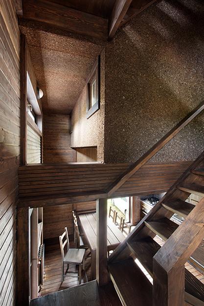 Загородный дом. холл из проекта , фото №36695