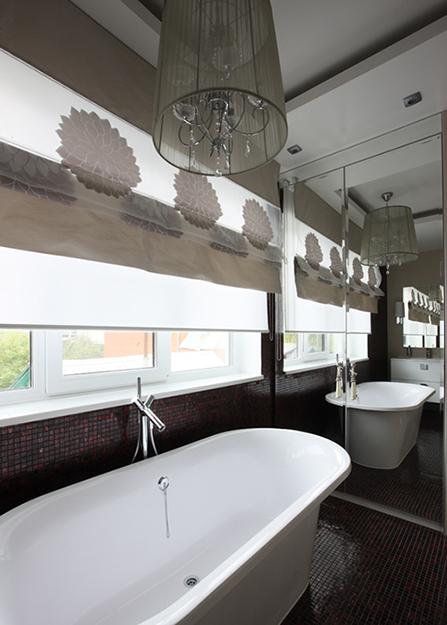 Фото № 36832 ванная  Загородный дом
