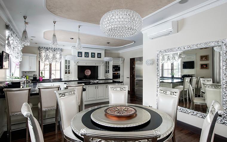 интерьер кухни - фото № 37101