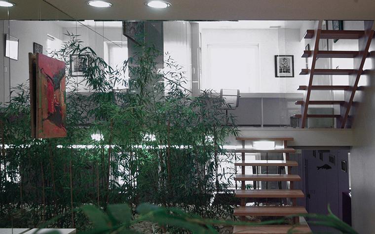 Загородный дом. холл из проекта , фото №37269