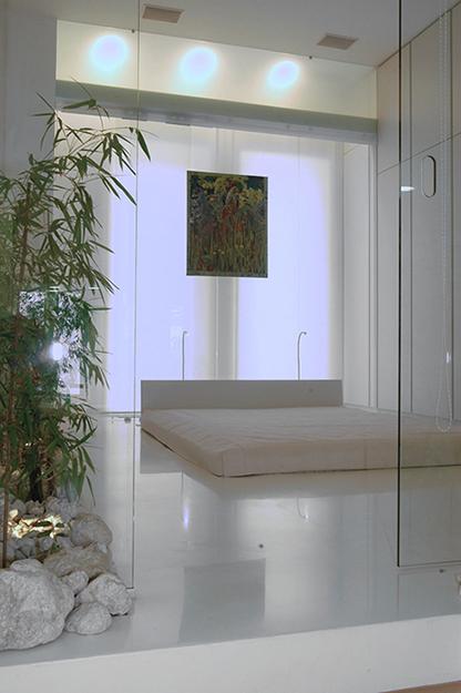 интерьер спальни - фото № 37255