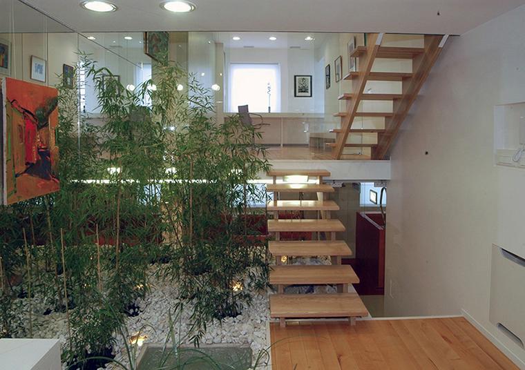 Загородный дом. холл из проекта , фото №37270