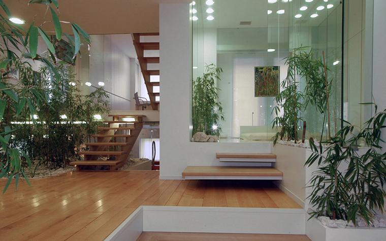Загородный дом. гостиная из проекта , фото №37248