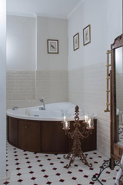 интерьер ванной - фото № 37526