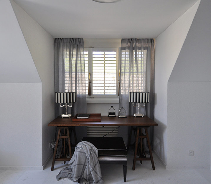 Загородный дом. кабинет из проекта , фото №37592