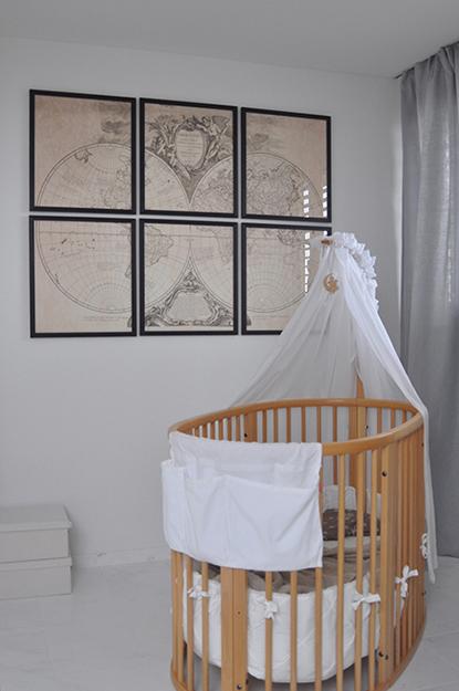 интерьер детской - фото № 37600
