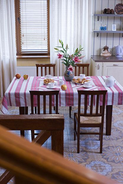 Загородный дом. столовая из проекта , фото №37639