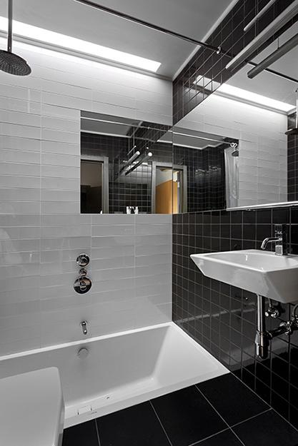 Фото № 37757 ванная  Загородный дом