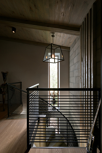Фото № 37740 холл  Загородный дом