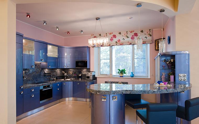 Фото № 39356 кухня  Загородный дом