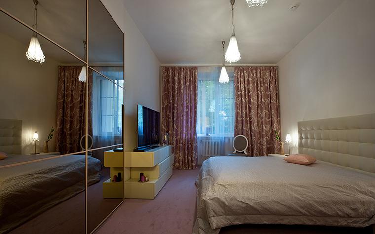 интерьер спальни - фото № 39369