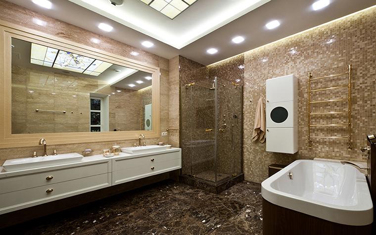 Фото № 39371 ванная  Загородный дом