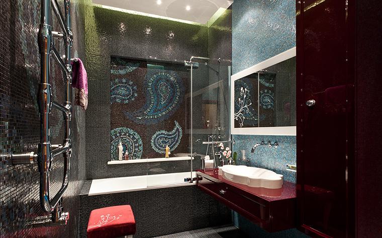Фото № 39373 ванная  Загородный дом