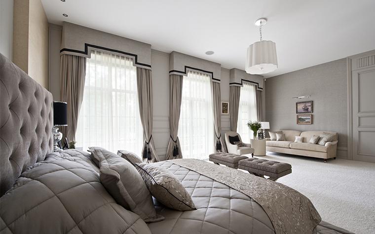 интерьер спальни - фото № 38207
