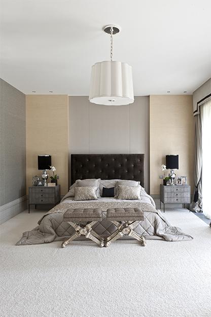 интерьер спальни - фото № 38209